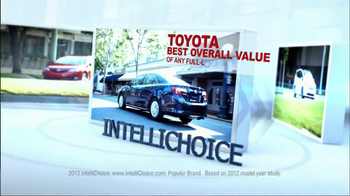 2012 Toyota Models TV Spot, 'People Who Know Cars' - Thumbnail 2