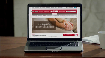 AARP Healthcare Options TV Spot for Caregiving Struggles - Thumbnail 9