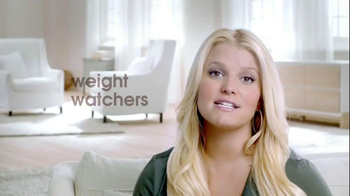 Weight Watchers TV Spot, 'Not Hungry' Featuring Jessica Simpson - Thumbnail 1