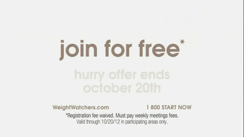 Weight Watchers TV Spot, 'Not Hungry' Featuring Jessica Simpson - Thumbnail 9