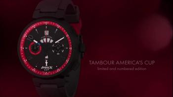 Louis Vuitton Amercia's Cup Watch TV Spot - Thumbnail 8