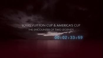 Louis Vuitton Amercia's Cup Watch TV Spot - Thumbnail 3