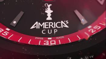 Louis Vuitton Amercia's Cup Watch TV Spot - Thumbnail 6