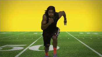 Subway TV Spot, '$5-Footlong' Featuring Robert Griffin III - 146 commercial airings