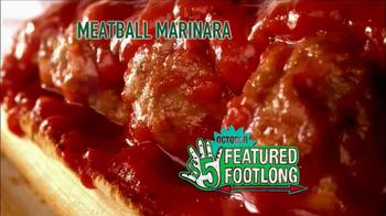 Subway TV Spot, '$5-Footlong' Featuring Robert Griffin III - Thumbnail 3