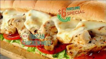 Subway TV Spot, '$5-Footlong' Featuring Robert Griffin III - Thumbnail 5