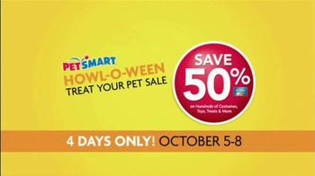 PetSmart Treat Your Pet Sale TV Spot 'Treats' - Thumbnail 5