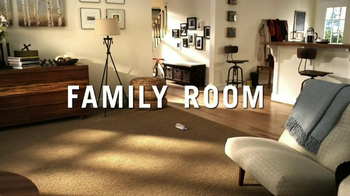 Shaw Flooring Dream It, Do It  Sale TV Spot, 'Family Room' - 95 commercial airings