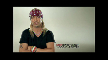 American Diabetes Association TV Spot Featuring Bret Michaels