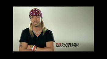 American Diabetes Association TV Spot Featuring Bret Michaels