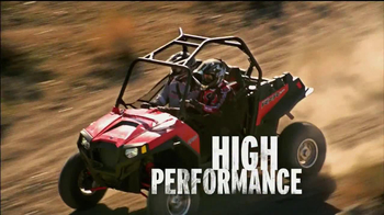 Polaris RZR XP TV Spot, 'Factory Authorized Clearance'