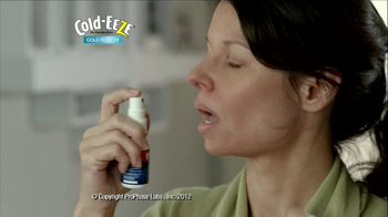 Cold EEZE Oral Spray TV Spot, 'Airplane' - Thumbnail 1