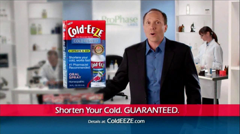 Cold EEZE Oral Spray TV Spot, 'Airplane' - Thumbnail 10