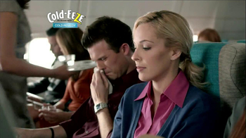 Cold EEZE Oral Spray TV Spot, 'Airplane' - 4095 commercial airings
