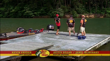 Bass Pro Shops TV Spot, 'Boot' Featuring Jamie McMurray and Kevin Vandam - Thumbnail 1