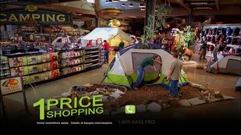 Bass Pro Shops TV Spot, 'Boot' Featuring Jamie McMurray and Kevin Vandam - Thumbnail 10
