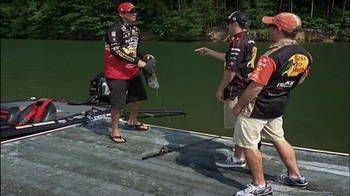 Bass Pro Shops TV Spot, 'Boot' Featuring Jamie McMurray and Kevin Vandam - Thumbnail 4