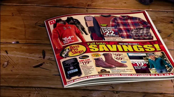 Bass Pro Shops TV Spot, 'Boot' Featuring Jamie McMurray and Kevin Vandam - Thumbnail 9