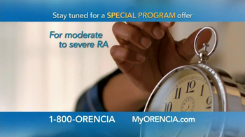 Orencia TV Spot '6-Month Offer'