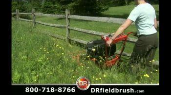 DR Power Equipment TV Spot For Field and Brush Mower