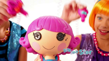 Lalaloopsy Silly Hair Star TV Spot, 'Yodel' - Thumbnail 4