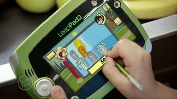 Leap Frog LeapPad 2 TV Spot, 'Grocery Change'