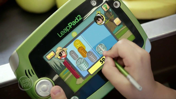 Leap Frog LeapPad 2 TV Spot, 'Grocery Change' - Thumbnail 6