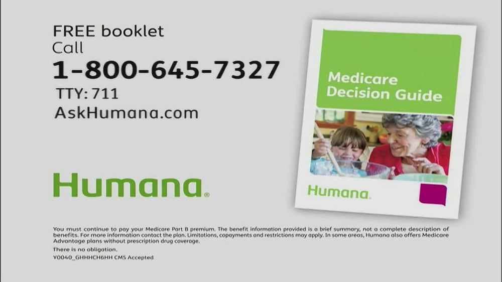 Humana TV Commercial, 'Overwhelming Choices'