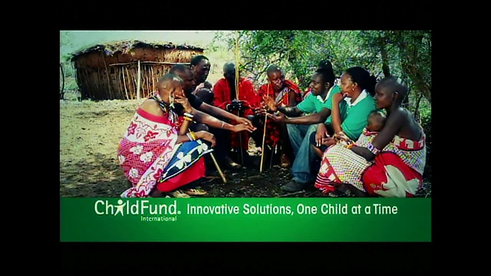 Child Fund International Innovative Solution TV Spot