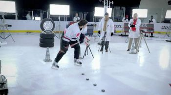 Bridgestone Performance Puck TV Spot Featuring Drew Doughty - 84 commercial airings