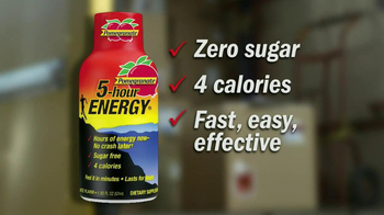 5 Hour Energy TV Spot, '2:30' - Thumbnail 7
