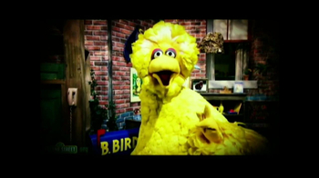 Obama for America TV Spot, \'Big Bird\'