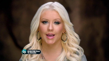 World Hunger Relief TV Spot Featuring Christina Aguilera - Thumbnail 7