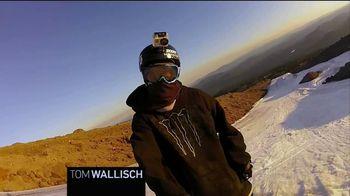 GoPro HERO2 TV Spot Featuring Tom Wallisch Song by Michael Mayeda