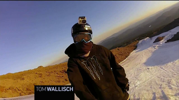 GoPro HERO2 TV Spot Featuring Tom Wallisch Song by Michael Mayeda