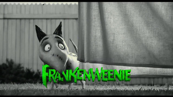 Frankenweenie - Alternate Trailer 27