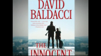The Innocent by David Baldacci TV Spot - Thumbnail 6