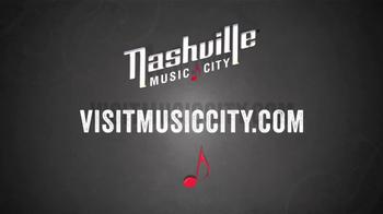 Visit Nashville Music City TV Spot, 'See the City'