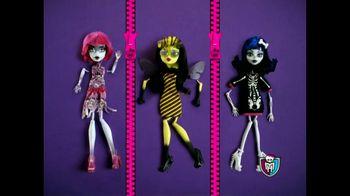Monster High Create-A-Monster Design Lab TV Spot