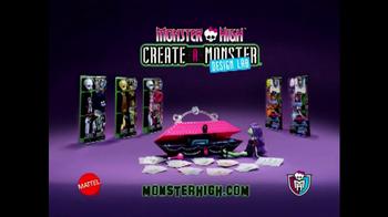 Monster High Create-A-Monster Design Lab TV Spot - Thumbnail 10