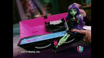 Monster High Create-A-Monster Design Lab TV Spot - Thumbnail 2