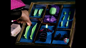 Monster High Create-A-Monster Design Lab TV Spot - Thumbnail 3