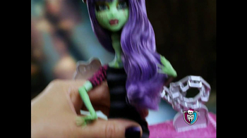 Monster High Create-A-Monster Design Lab TV Spot - Thumbnail 6