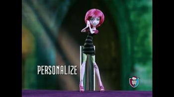 Monster High Create-A-Monster Design Lab TV Spot - Thumbnail 9