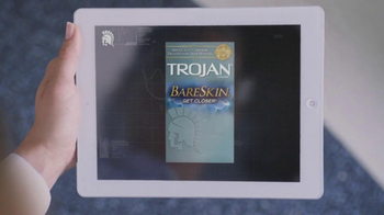 Trojan Bareskin Condoms TV Spot - Thumbnail 6