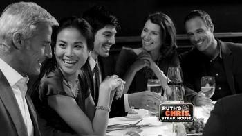 Ruth's Chris Steak House TV Spot, 'Sizzling Steak'