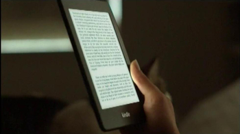 Amazon Kindle Paperwhite TV Spot  - Thumbnail 4