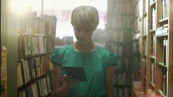 Amazon Kindle Paperwhite TV Spot