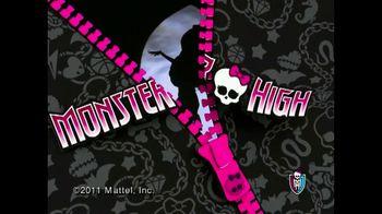 Monster High Create-A-Monster TV Spot