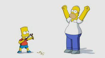 Wonderful Pistachios TV Spot, 'Simpsons'